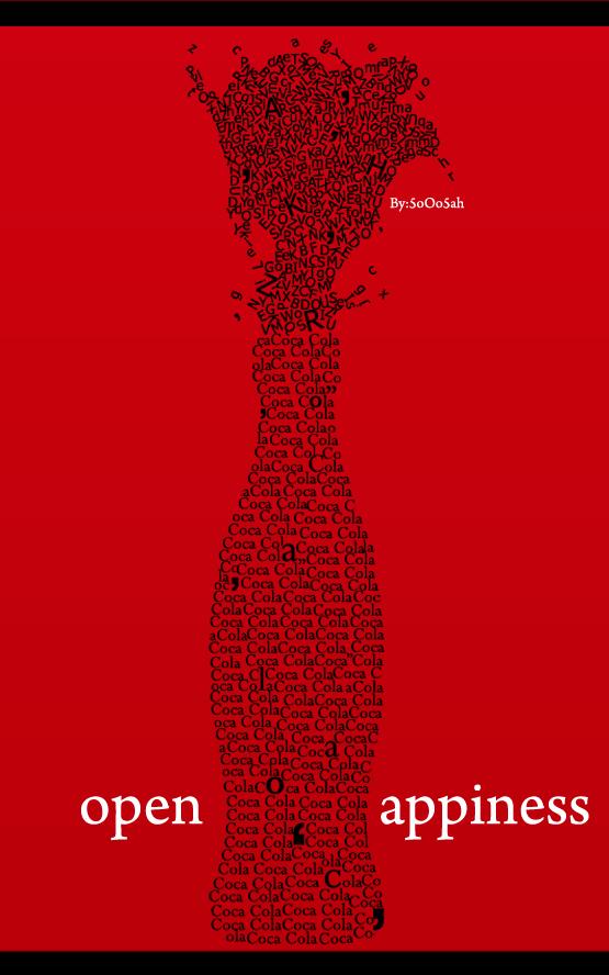 Coca Cola by 5oOo5ah
