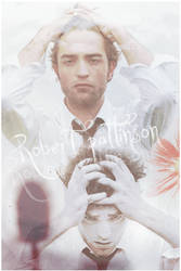 robert pattinson by 5oOo5ah
