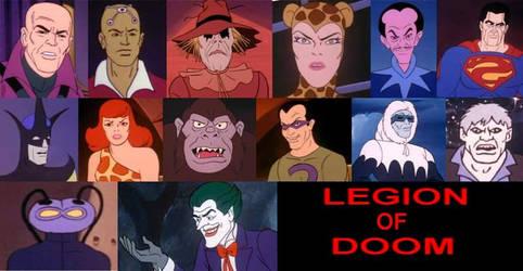Legion of Doom by lurdpabl