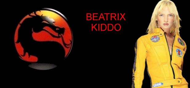 MK Characters by lurdpabl