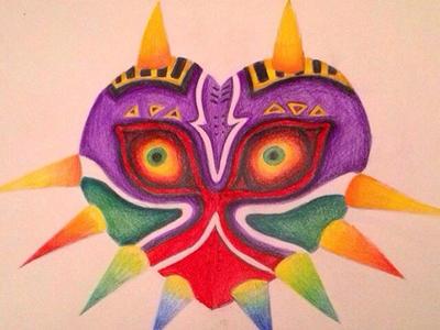 Majora's Mask by toastiibunz