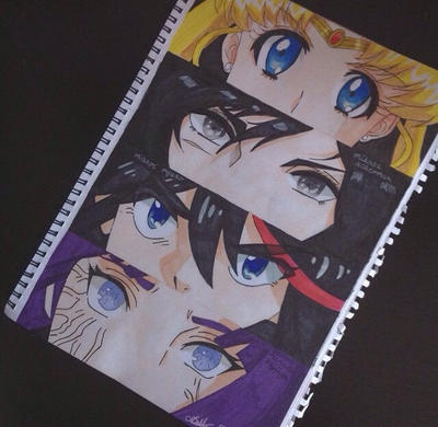 Heroines by toastiibunz