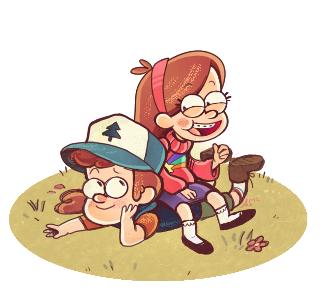 Gravity Falls by Alyssizzle-Smithness