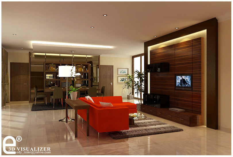 living room Mr Henry by cuanz