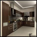 kitchen at Karmel V3
