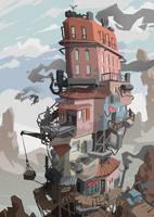 Town block by Mr--Einikis