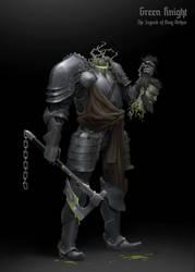 The Legend of King Arthur - Green Knight