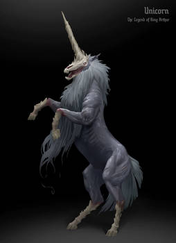 The Legend of King Arthur - Unicorn