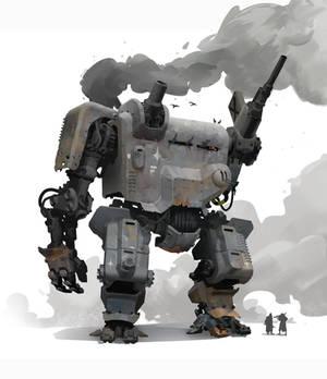 Behemoth Class War Rig