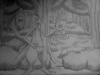 In The Forest by 2gredvisions