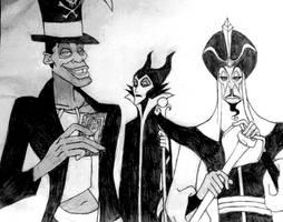 Evil Sorcerers