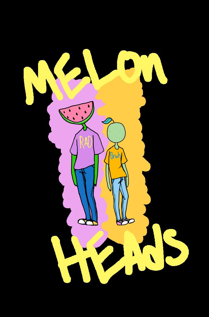 Melon Heads by ryshufyrekat