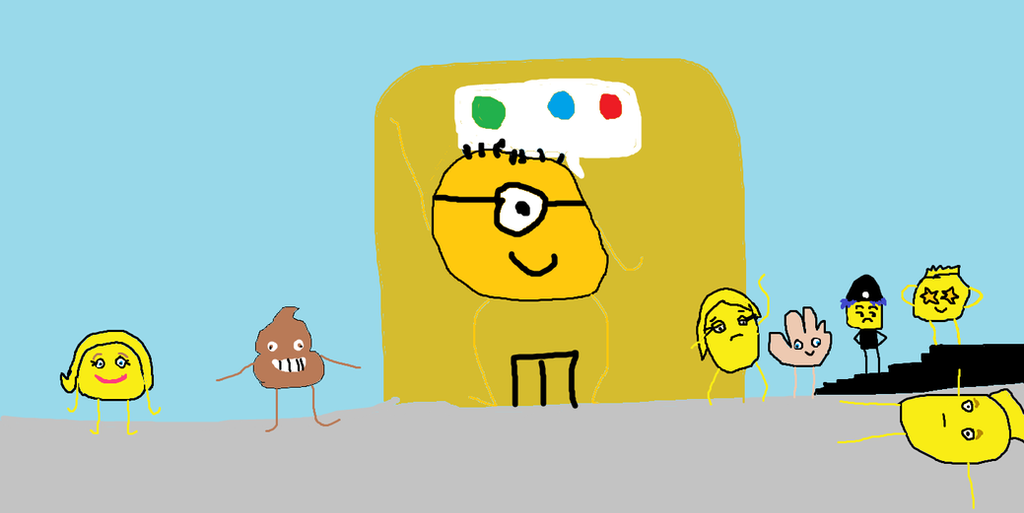 Watch Dogs Emoji