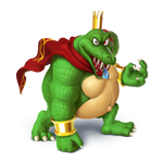 King K. Rool Transparent