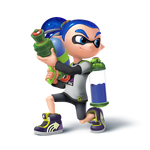 Inkling Boy Transparent