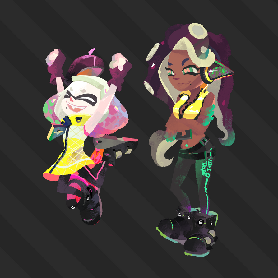 Pearl and Marina Single Player by Zesiul