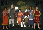 Team Avatar -2.0 by onfornever