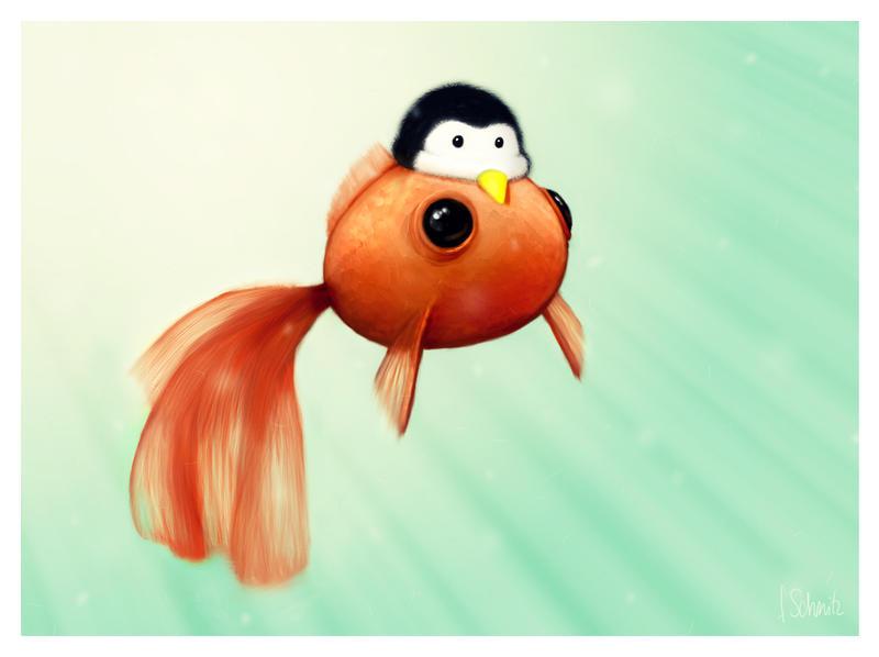 Pengu Fish