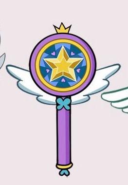 magic wand XD by Vavercraft