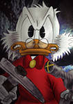 Don't mess with Scrooge McDuck