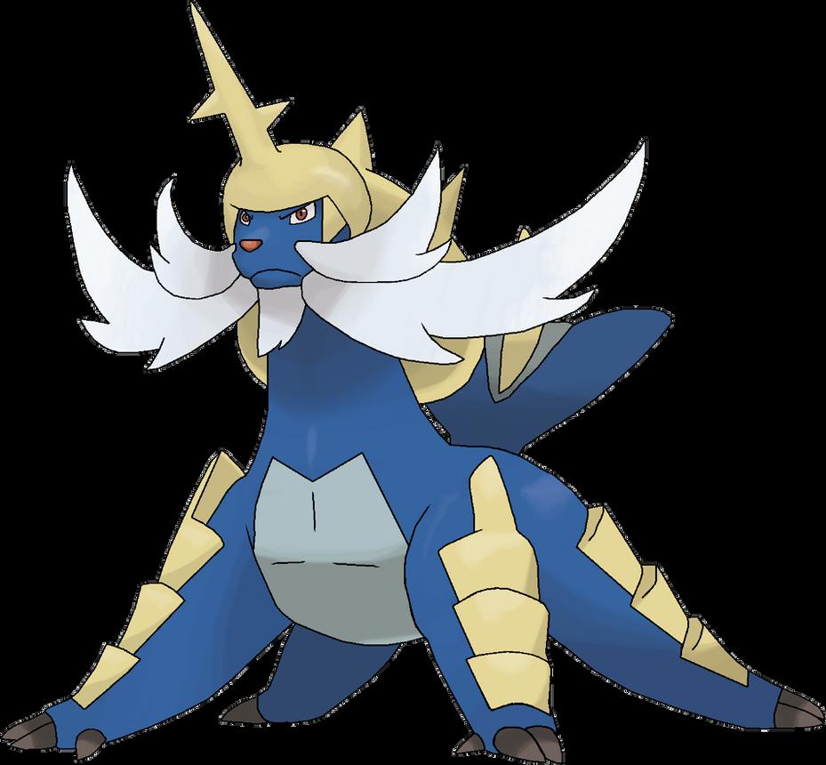 Female Samurott Pokemon Images | Pokemon Images