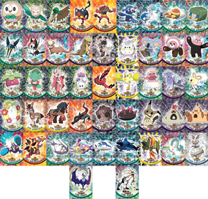 Generation VII Topps cards