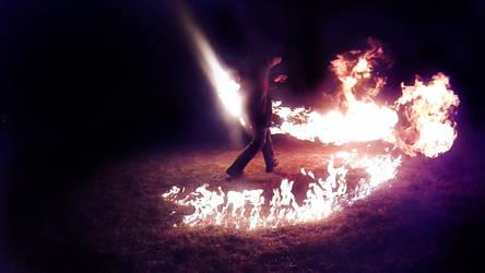 Fire Play by americanimengel