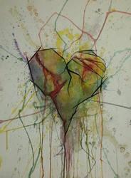 Heart of an artist by americanimengel