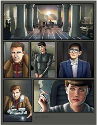 Blade Runner by barneybluepants
