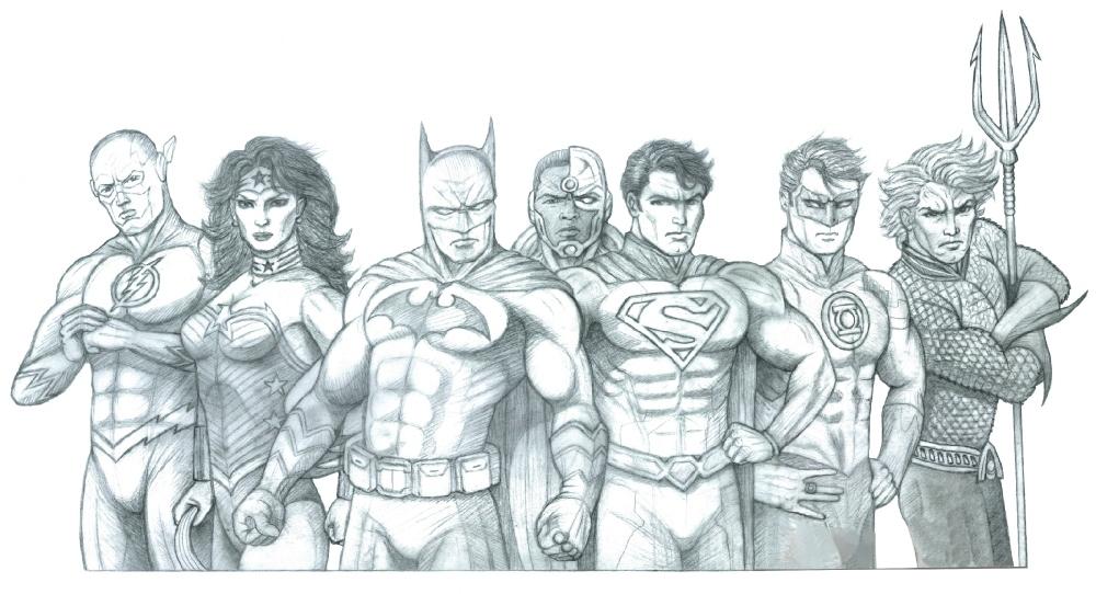 Justice League Pencil By Barneybluepants On Deviantart Unverifiedjustice league plot description (self.dceuleaks). justice league pencil by