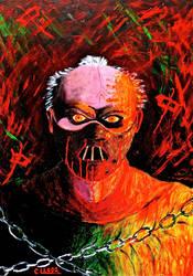 Hannibal Lecter by chricko