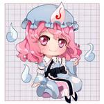 Yuyuko Chibi