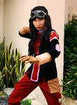 Asami Sato_Ready To Fight The Equalists