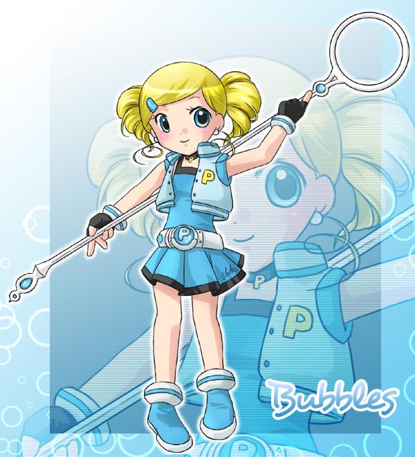PPGZ -- bubbles by chrissichan