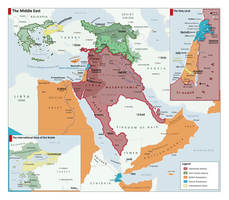 Hashemite Arabia by moerby08