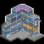 pixel hotel