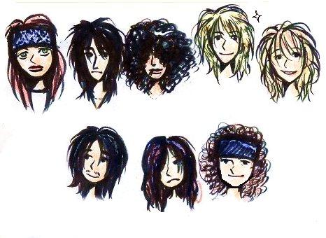 Good Ol' Guns N' Roses by sunoberu