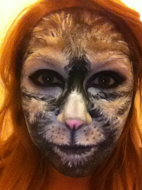 How To Make My Face Look Like A Cat