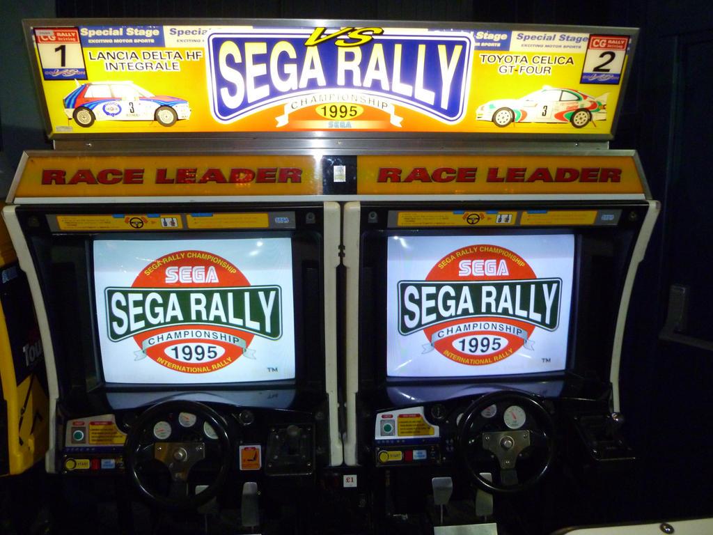 Sega Rally Championship By Kdn2197 On Deviantart
