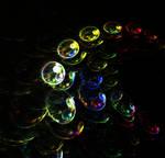 Bubble Curl3D - Pong 118