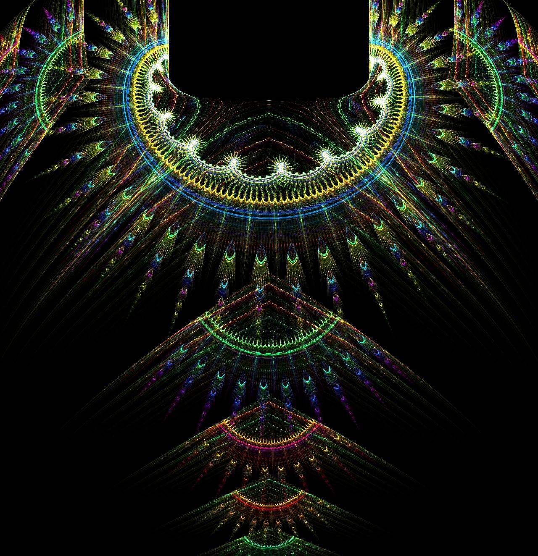 Decorative Collar - Pong 184 by stebev