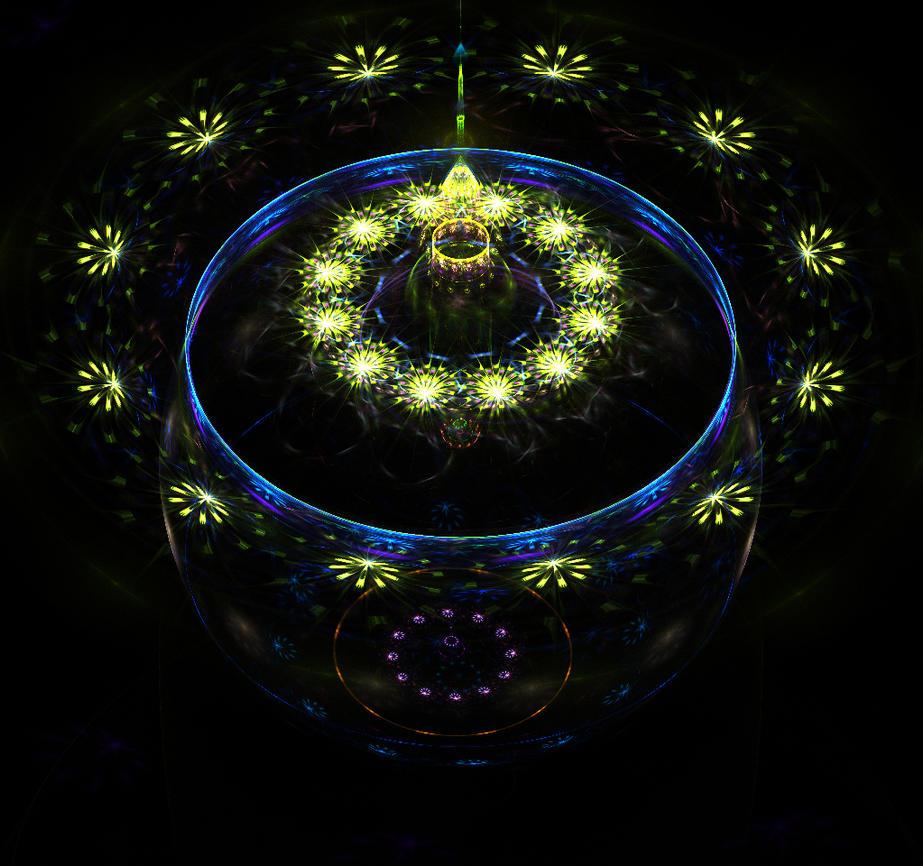 Flower Bowl - Pong 198 by stebev