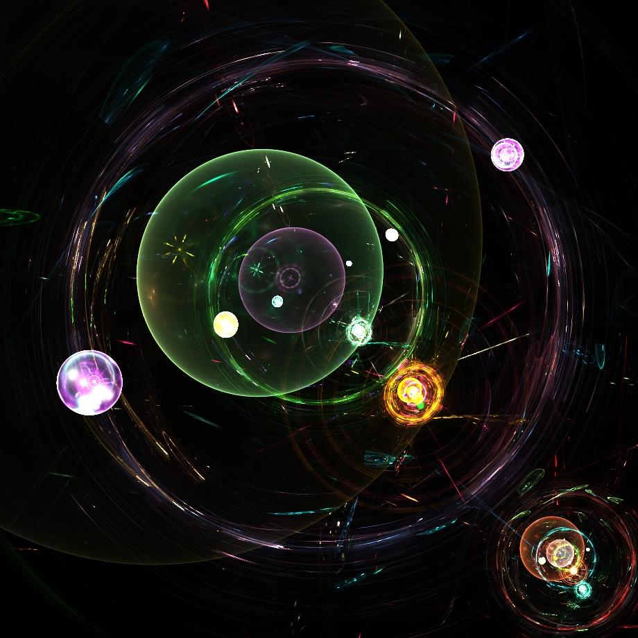 Planetarium - Pong 248 by stebev