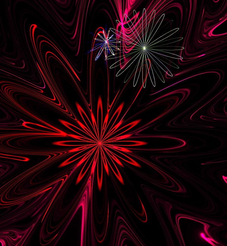 Roses - Pong 258 by stebev