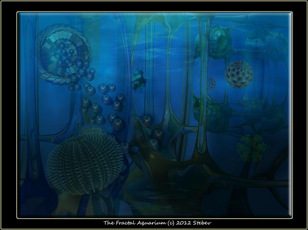 Fractal Aquarium by stebev