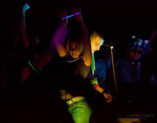 Tara Strong Dancing by lupiniastudios