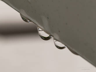 Raindrops On Chair by lupiniastudios