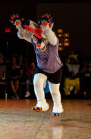 I'm Gonna Cartwheel! by lupiniastudios