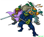 TMNT The Future Guys TBOTS ver