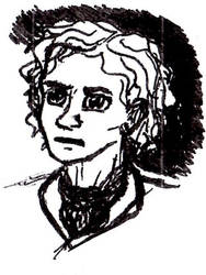Enjolras- From the Darkness